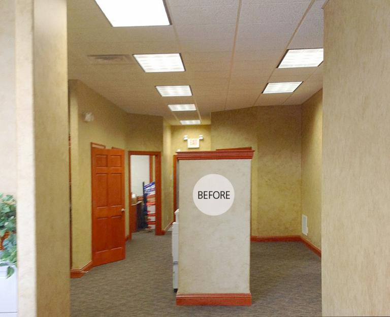 LAW OFFICE REMODEL