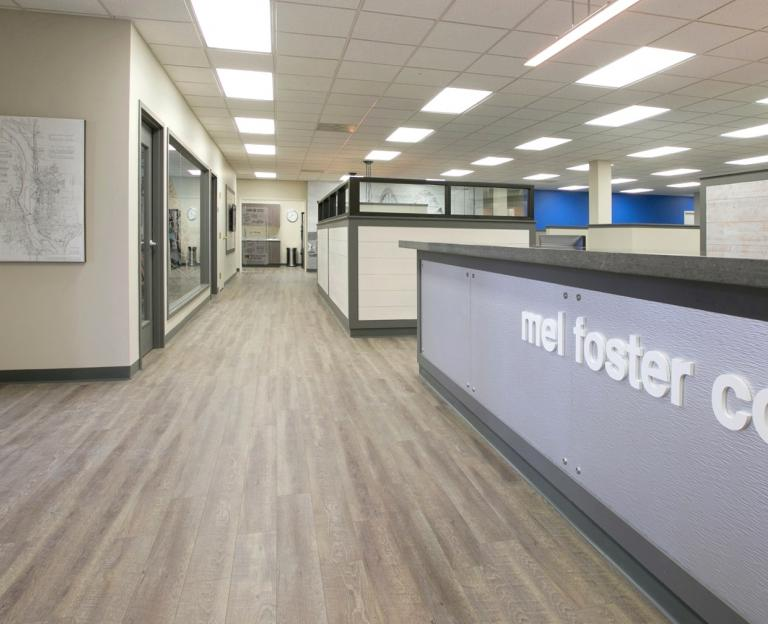 MEL FOSTER CO. MOLINE OFFICE