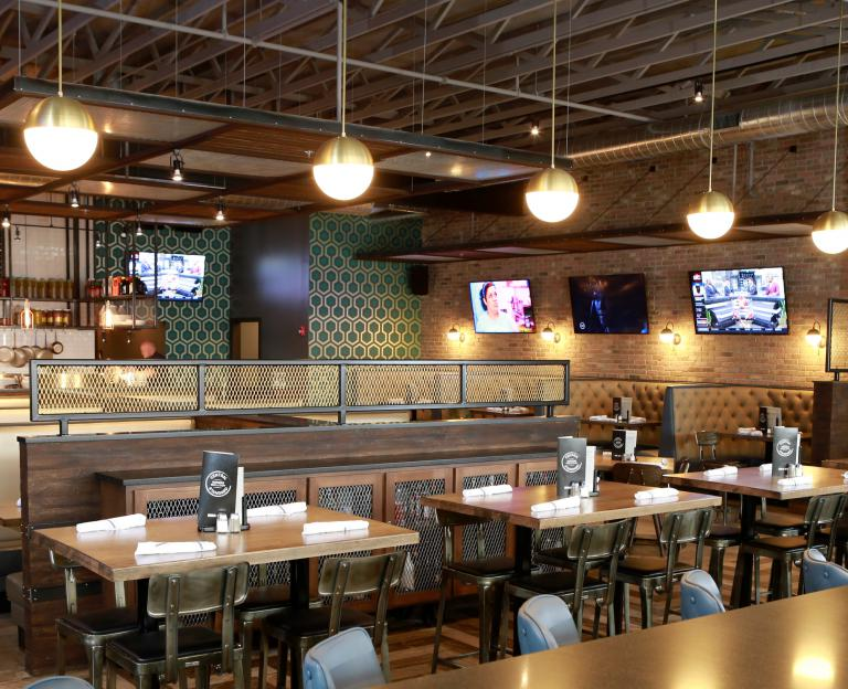 Central Standard | Craft Burgers & Beer