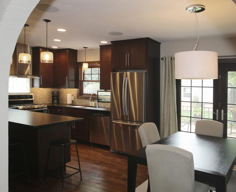 """Leather Finish"" Countertops"