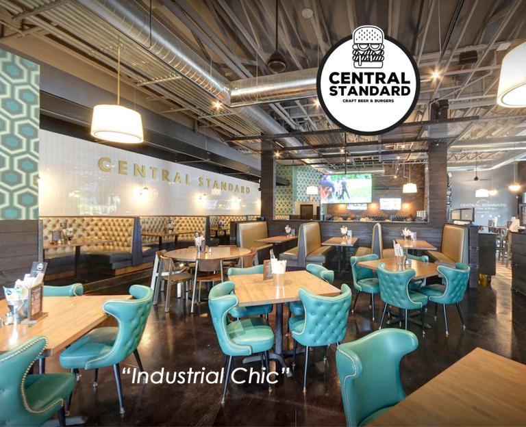 Central Standard Restaurant Waukee Dining Room