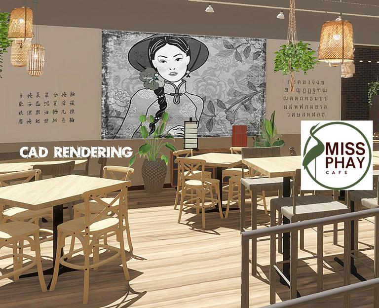 Miss Phay Cafe Remodel August 2020