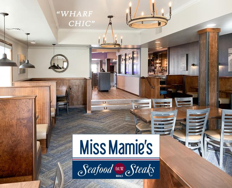 Miss Mamie's Dining Room