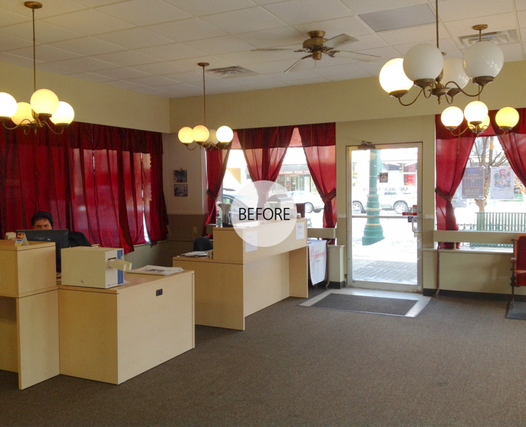 Commercial Remodel Mel Foster Galesburg
