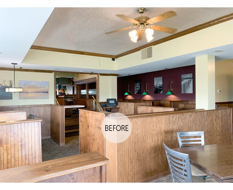 Miss Mamie's Remodel October 2020