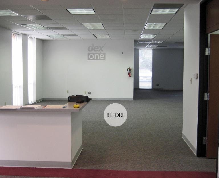 Commercial Lobby Remodel Mel Foster Co.